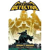 Batman - Detective Comics - 2 - Rycerz z Arkham