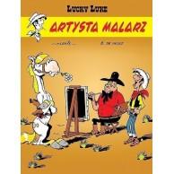 Lucky Luke - 69 - Artysta malarz