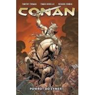 Conan - 3 - Powrót do Cymerii