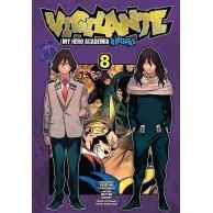 My Hero Academia - Vigilante - 8 Shounen Waneko