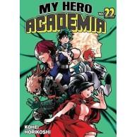 My Hero Academia - Akademia bohaterów - 22 Shounen Waneko