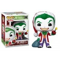 Figurka POP Heroes: DC Holiday - Santa Joker 358