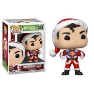 Figurka Funko POP Heroes: DC Holiday - Superman w/ Sweater 353 Funko - DC Funko - POP!