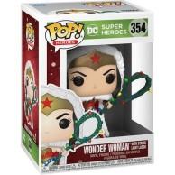 Figurka Funko POP Heroes: DC Holiday - Wonder Woman w/ Lights Lasso 354
