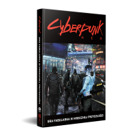 Cyberpunk RED Pozostałe Black Monk
