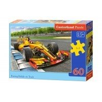 Puzzle 60 el. Racing Bolide on Track