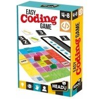 Gra do nauki programowania. Łatwe kodowanie Edukacyjne Headu