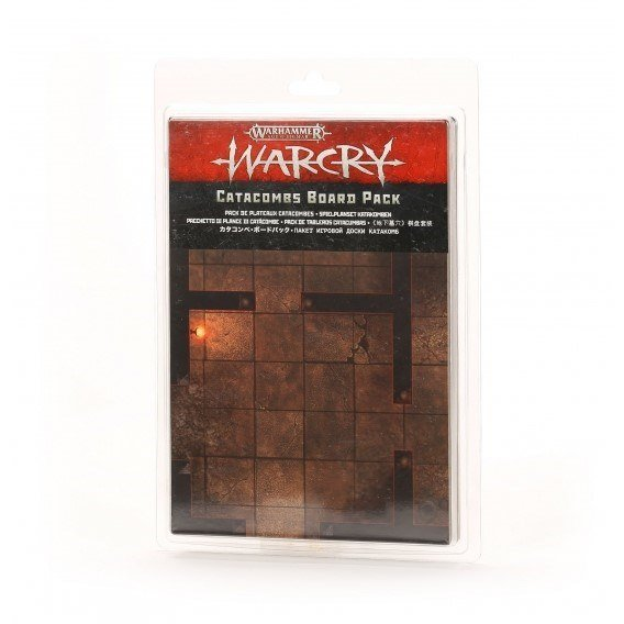 Warcry: Catacombs Board Pack Warcry Games Workshop