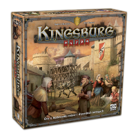 Kingsburg (edycja polska) Kościane Galakta