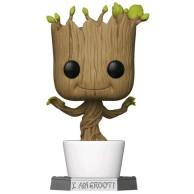 "Figurka Funko POP Marvel: Guardians of the Galaxy - 18"" Dancing Groot"