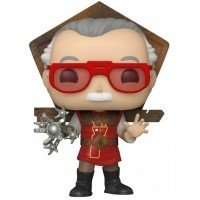 Figurka Funko POP Icons: Stan Lee (Ragnarok Outfit) 655 Funko - Icons Funko - POP!