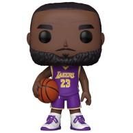 """Figurka Funko POP NBA: Lakers - 10"""" LeBron James (Purple Jersey) 98"""