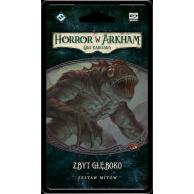 Horror w Arkham LCG: Zbyt głęboko