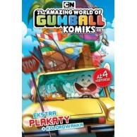 The Amazing World of Gumball Komiks T.10 Komiksy dla dzieci i młodzieży Edipresse