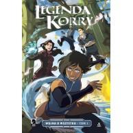 Legenda Korry - 1 Komiksy dla dzieci i młodzieży Amber
