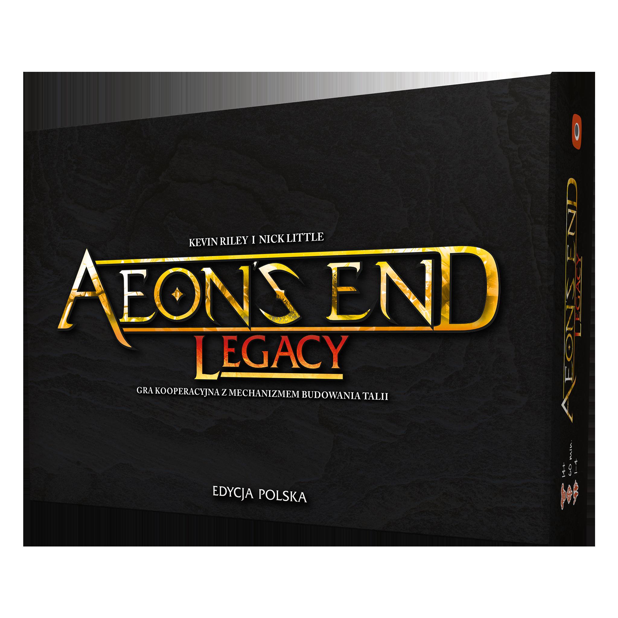 Aeon's End: Legacy (edycja polska)