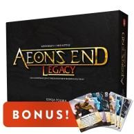 Aeon's End: Legacy (edycja polska) + limitowane kary promocyjne Przedsprzedaż Portal