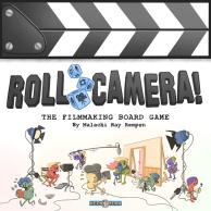 Roll Camera! The Filmmaking Board Game (edycja Kickstarter) Przedsprzedaż