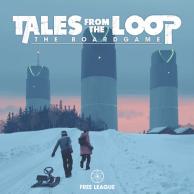 Tales From the Loop: The Board Game (edycja Kickstarter) Przedsprzedaż