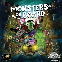 Monsters on Board (edycja Kickstarter - Deluxe)