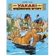 Yakari - 9 - Więźniowie wyspy Komiksy pełne humoru Egmont