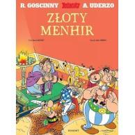 Asteriks - Złoty menhir Komiksy dla dzieci i młodzieży Egmont
