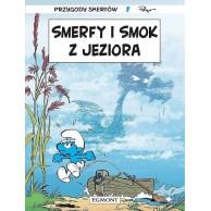 Smerfy - 36 - Smerfy i smok z jeziora Komiksy dla dzieci i młodzieży Egmont