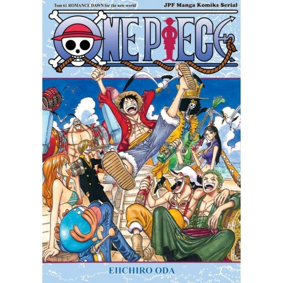 One Piece - 61 Shounen JPF - Japonica Polonica Fantastica