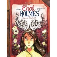 Śledztwa Enoli Holmes - 3 - Tajemnica białych maków Komiksy kryminalne Egmont