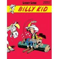 Lucky Luke - 20 - Billy Kid Komiksy pełne humoru Egmont