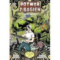 Potwor z Bagien (Scott Snyder)