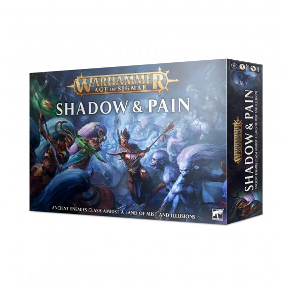 AGE OF SIGMAR: SHADOW AND PAIN Daughters of Khaine Games Workshop