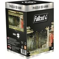 Good Loot Puzzle Fallout Garage (1000 elementów) Dla dorosłych Cenega
