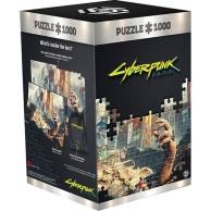 Good Loot Puzzle Cyberpunk 2077 Hand (1000 elementów)