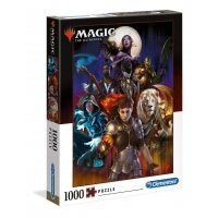 Puzzle 1000 el. Planeswalkers - Magic The Gathering