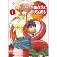 Monster Musume - 1 Seinen Osiem macek