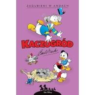 Kaczogród - 10 - Zagubieni w Andach Komiksy pełne humoru Egmont