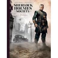Sherlock Holmes Society - 5 - Grzechy syna Komiksy kryminalne Egmont