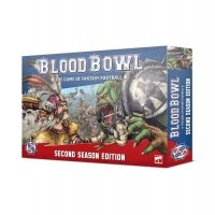 BLOOD BOWL: SECOND SEASON EDITION (ENG) Blood Bowl Games Workshop