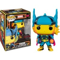 Figurka Funko POP Marvel: Black Light Thor 650 Funko - Marvel Funko - POP!
