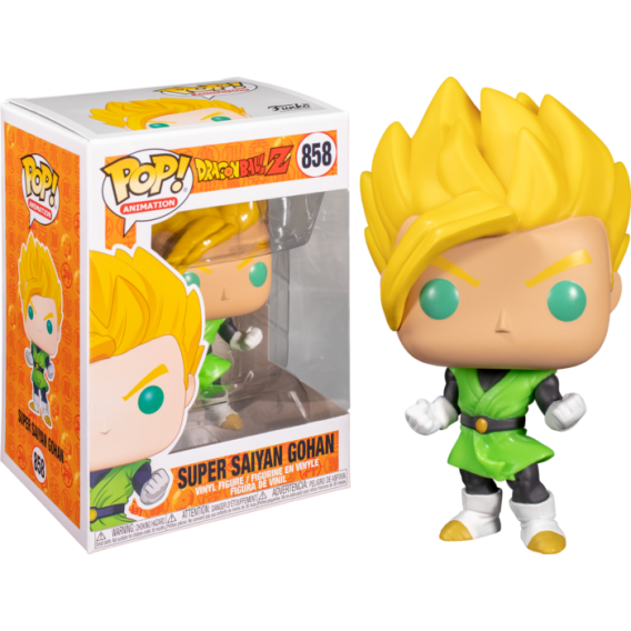 Figurka Funko POP Animation: Dragonball Z - SS Gohan 858 Funko - Animation Funko - POP!