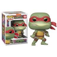 Figurka Funko POP Retro Toys: Wojownicze Żółwie Ninja Raphael 19 Funko - Różne Funko - POP!