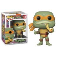 Figurka Funko POP Retro Toys: Wojownicze Żółwie Ninja Michelangelo 18