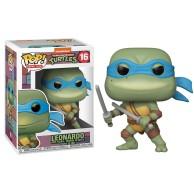 Figurka Funko POP Retro Toys: Wojownicze Żółwie Ninja Leonardo 16 Funko - Różne Funko - POP!