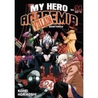 My Hero Academia - Akademia bohaterów - 24
