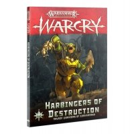 Warcry: Harbingers of Destruction Warcry Games Workshop