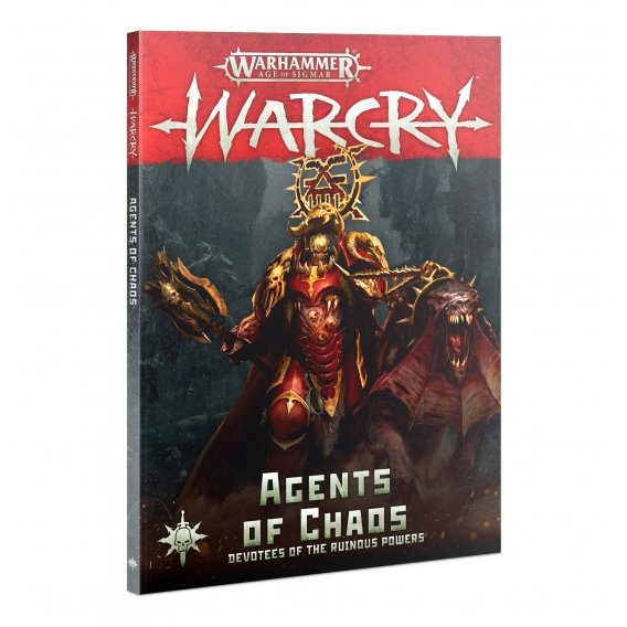 Warcry: Agents of Chaos Warcry Games Workshop