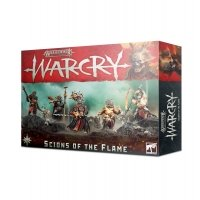 Warcry: Scions of the Flame Warcry Games Workshop