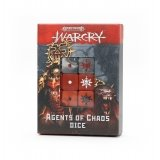 Warcry: Agents of Chaos Dice Set Warcry Games Workshop