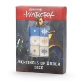 Warcry: Sentinels of Order Dice Set Warcry Games Workshop